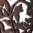 Crocus Spirals Dark Brown