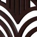 Gatsby Arches Dark Brown