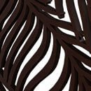 Wispy Palm Dark Brown