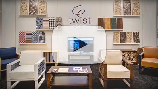 ICFF Launch Twist Modern