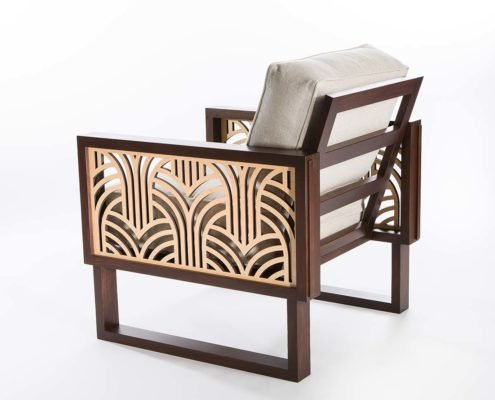 Chairs - Twist Modern