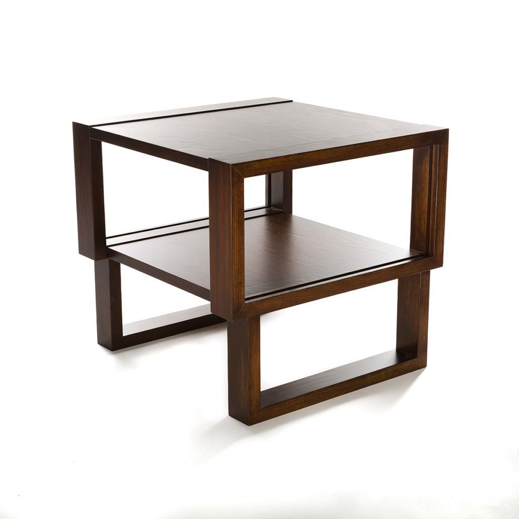 Side Tables Twist Modern