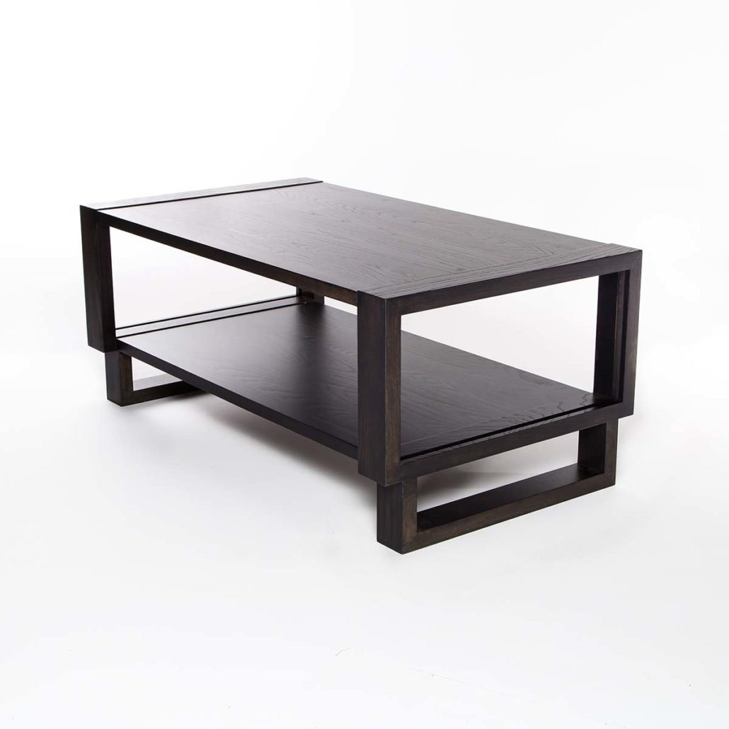 Modern Coffee Table Made In Usa Twist