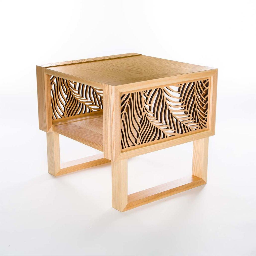 Side Tables Twist Modern