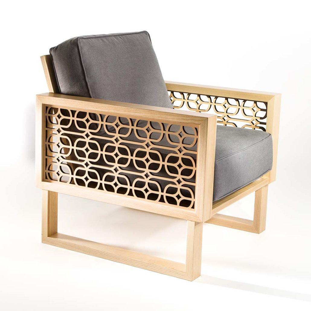 Chairs Twist Modern