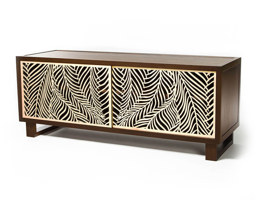 credenza palm animation