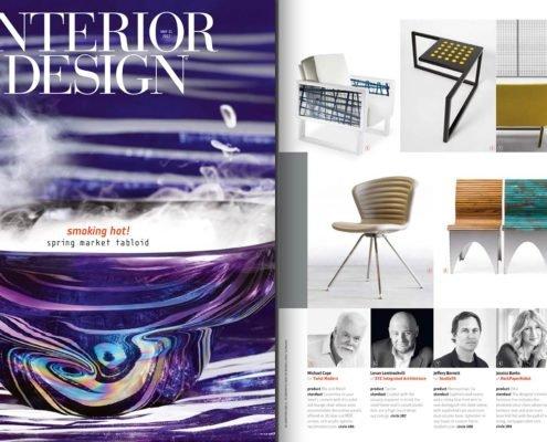 Twist Modern Featured in Interior Design Magazine