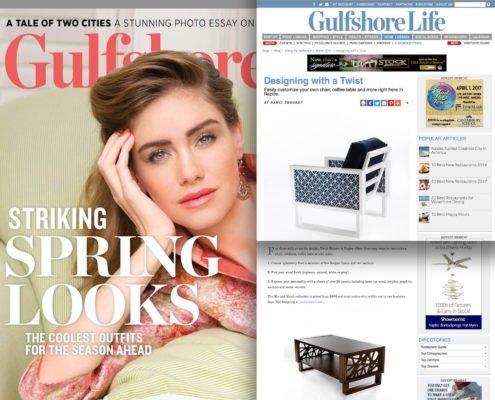 Twist Modern Featured in Gulfshore Life