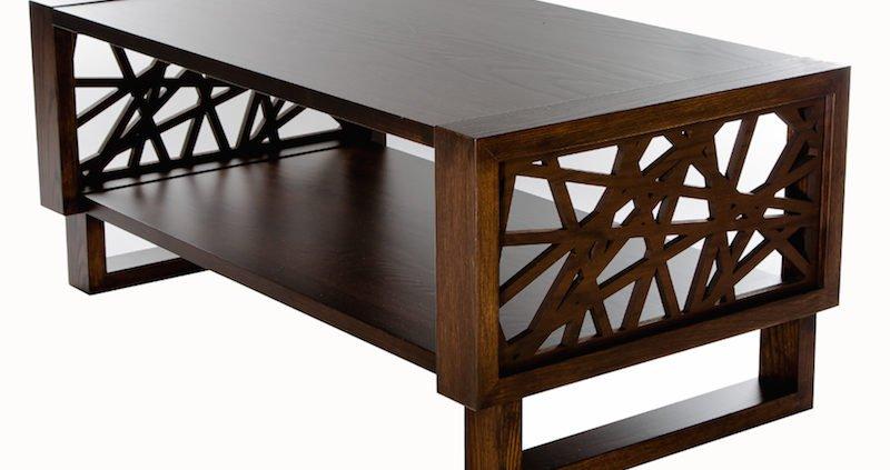Custom Palomar Coffee Table - Espresso