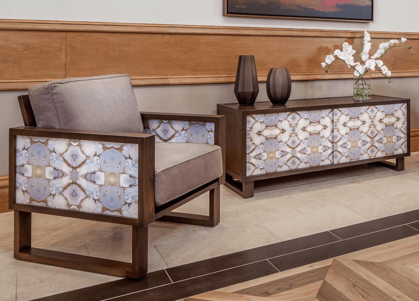 Kaleidoscopia Lounge Chair