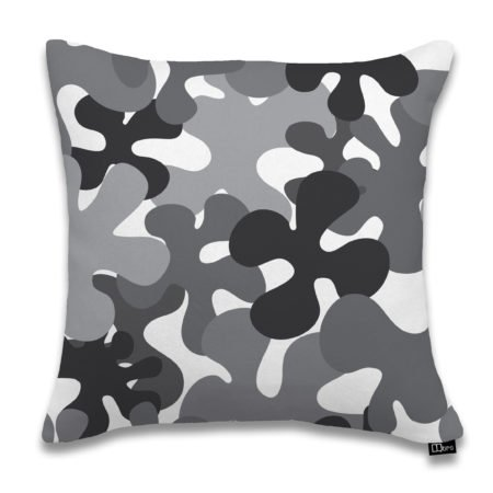 Black and White pillow for the living room