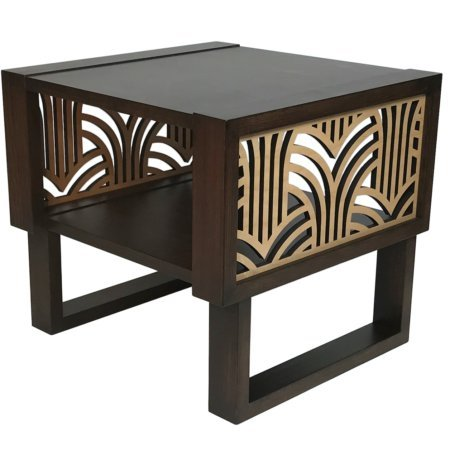 Modern Side Tables   Custom Side Tables   Twist Modern